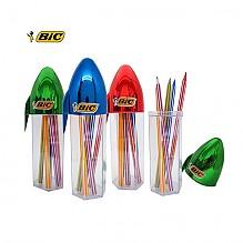 [BIC]연필5P세트(스트라이프)