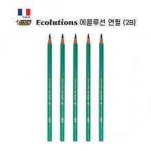 [BIC] 빅 에콜루션 연필 (2B)