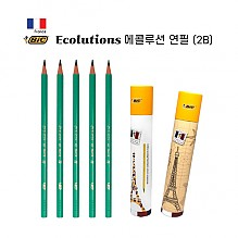 [BIC] 에콜루션 연필 5P 세트